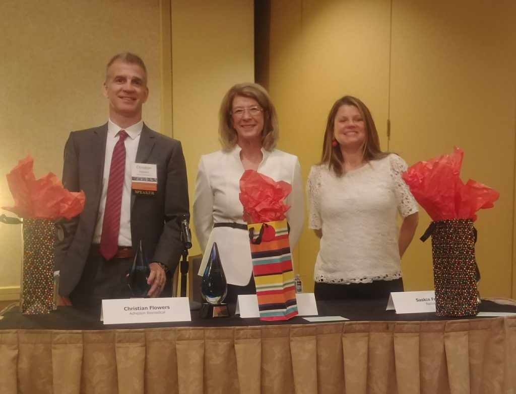 Panel of presenters for 19th World Trade Center of Harrisburg Conference